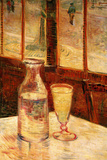 Vincent van Gogh Still Life with Absinthe Posters