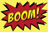 Boom! Comic Pop-Art Prints