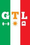 Jersey Shore (GTL, Gym Tan Laundry) TV Print