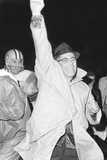 Vince Lombardi Arm Up Sports Poster Photo