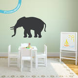 Elephant Notes Chalkboard Wall Decal Wall Decal