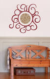 Warmth Brown Wall Decal Wall Decal