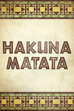 Hakuna Matata African Prints