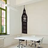 Big Ben Black Wall Decal Wall Decal