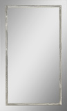 Stanton Satin Nickel Mirror Wall Mirror by Jonathan Wilner