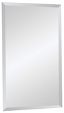 Bjorn All Glass Rectangular Mirror Wall Mirror by  Jonathan Wilner/Paul De Bellefeuille
