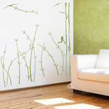 A Top View Olive Wall Decal Wall Decal