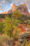 View Inside Zion Canyon Photographic Print by Vincent James