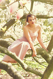 Magnolia Photographic Print by Sabine Rosch