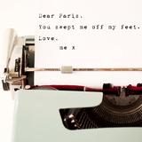 Dear Paris Photographic Print by Susannah Tucker