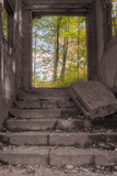 Stairs to the Outside World Photographic Print by Vincent James