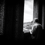 Concrete Windows Photographic Print by Rory Garforth