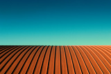 Roof Perspective Photographic Print by Andy Bell