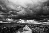 Road Through a Storm Photographic Print by Rory Garforth