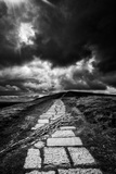 Path To Mam Tor Photographic Print by Rory Garforth