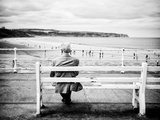 An Old Man & the Sea Photographic Print by Rory Garforth