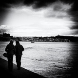 Couple Arm in Arm, Scarborough Photographic Print by Rory Garforth