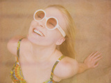 Summer Smiles Photographic Print by Jena Ardell