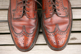 Brogues Photographic Print by Jena Ardell