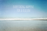 Everything Happens for a Reason Photographic Print by Susannah Tucker