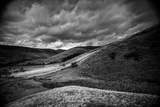 Storm Valley Photographic Print by Rory Garforth