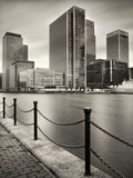 Canary Wharf, London Photographic Print by Craig Roberts