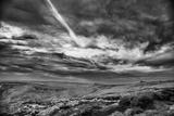 Moor & Sky Photographic Print by Rory Garforth