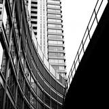 Architecture Shapes Fotografisk tryk af Craig Roberts