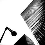 Office Buildings Fotografisk tryk af Craig Roberts