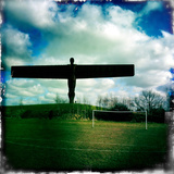 Angel of the North I Photographic Print by Craig Roberts