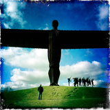 Angel of the North III Photographic Print by Craig Roberts