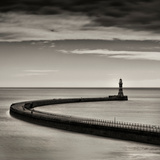 Roker Lighthouse Photographic Print by Craig Roberts