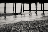Under the Boardwalk Photographic Print by Laura Evans