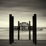 West Pier, Brighton, West Sussex Photographic Print by Craig Roberts