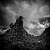Fairy Hills On Skye Photographic Print by Rory Garforth