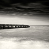 Marina Sea Wall, Brighton, West Sussex Photographic Print by Craig Roberts