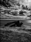 Watching Neist Point Photographic Print by Rory Garforth