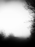 Fog Walkers Photographic Print by Rory Garforth