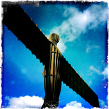 The Angel of the North Photographic Print by Craig Roberts