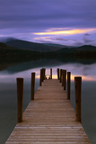 The Jetty Photographic Print by David Baker