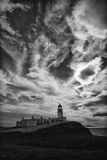 Light Change Over Lighthouse Photographic Print by Rory Garforth