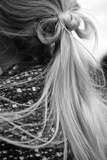 Ponytail Photographic Print by Luc Coiffait