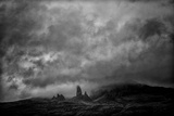 Fog Over Storr Photographic Print by Rory Garforth