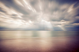 Hengistbury Head Rays I Photographic Print by Andy Bell