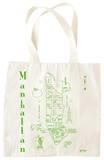 Natural Grocery Tote - Manhattan Sac cabas