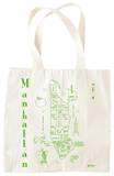 Natural Grocery Tote - Manhattan Tote Bag