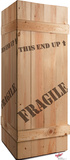 Fragile Leg Lamp Crate - A Christmas Story Lifesize Standup Cardboard Cutouts