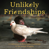 Unlikely Friendships - 2014 Mini Calendar Calendars