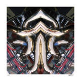 Chromecicle Giclee Print by Donald Satterlee