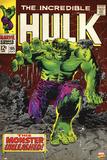 Marvel - Hulk Affiche